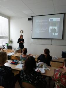 Diseminace projektu na semináři Oxford na BiGy