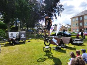 Ride Wheel show
