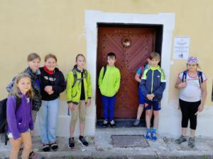 Školní výlet - farma Sedmikráska